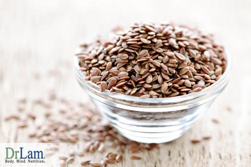 Understanding cholesterol and flax as a source of EFAs