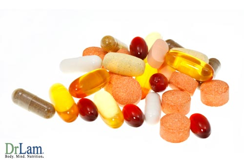 There are numerous supplements for diabetes