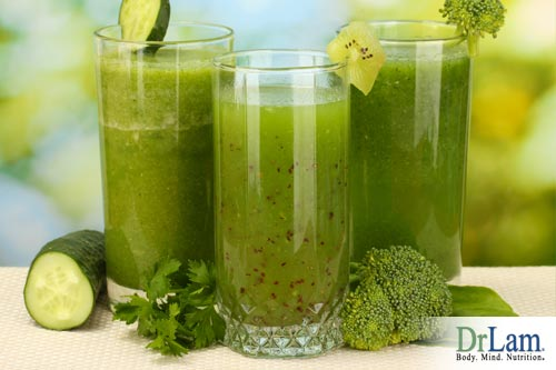 Vegetable juicing and natural cancer remedies