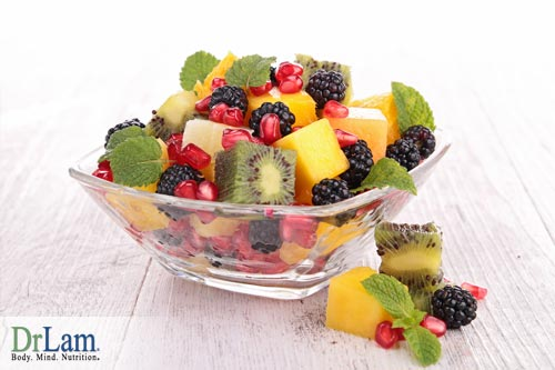 The best diet for body cleansing and detoxification has little to no toxins and contains mostly fruits and vegetables