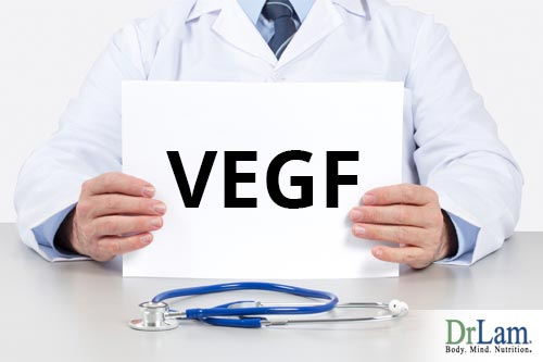 inflammatory markers and VEGF
