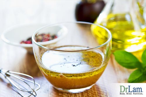 The big fat lie: how using Vinaigrette dressing is best