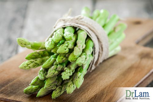 Blood pressure regulation is one of the many Asparagus benefits