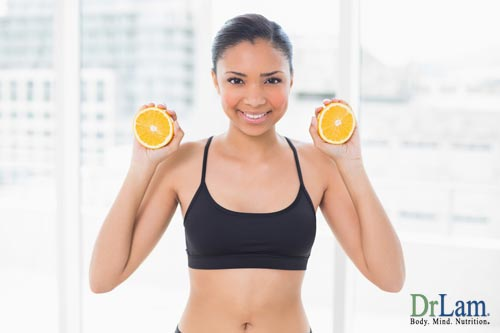 Vitamin C plays an important role in exercise
