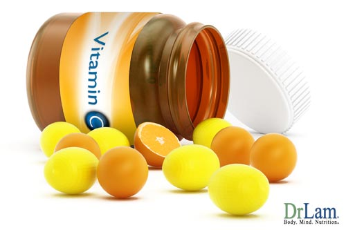 Vitamin C and autoimmune disease supplements