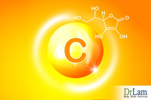 Vitamin C cholesterol and hormones