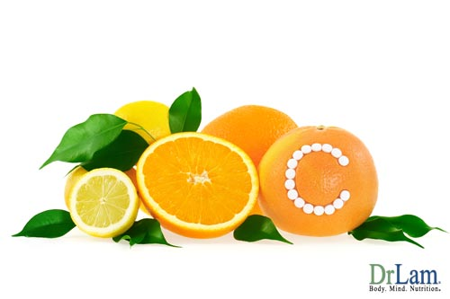 Collagen benefits can come from Vitamin C