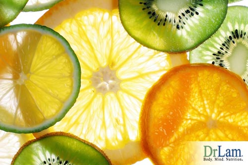 Vitamin C for reversing gum disease