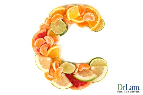 Vitamin C plays a critical role in recovering from a wired state