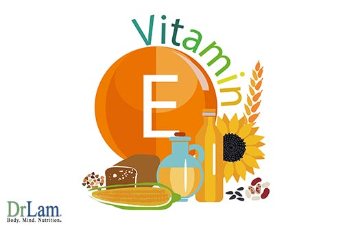 Using vitamin E for hair health tips