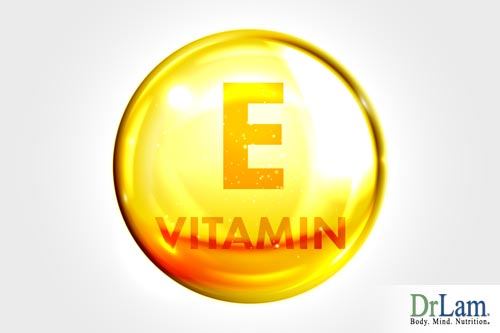 Vitamin E may prevent macular degeneration causes