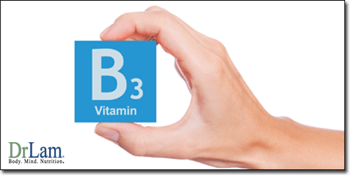Niacin is also known as Vitamin B3