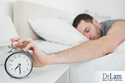 Sleep can be interrupted by chronic stress. Learn more about cortisol