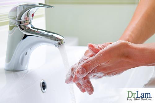 washing hands can help with Botulism Poisoning