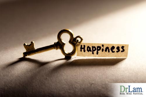 Asking ourselves what is the key to being happy