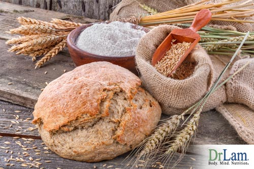 Whole grains are preferable to refined and processed carbohydrates to help the detoxification diet improve health