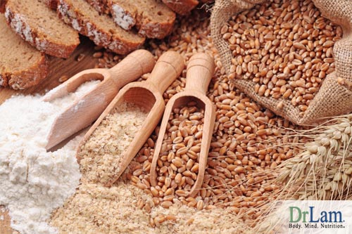 Unrefined carbohydrates can benefit those who suffer from Adrenal Fatigue.