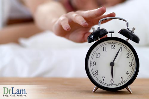 "An alarm clock can help improve your circadian rhythm so you don't have to wonder, ""why can't I sleep?"""