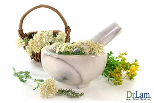 Ointments made of herbs and health benefits