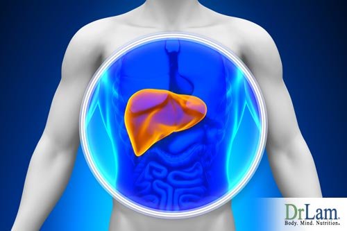 Adrenal fatigue can cause liver health congestion symptoms
